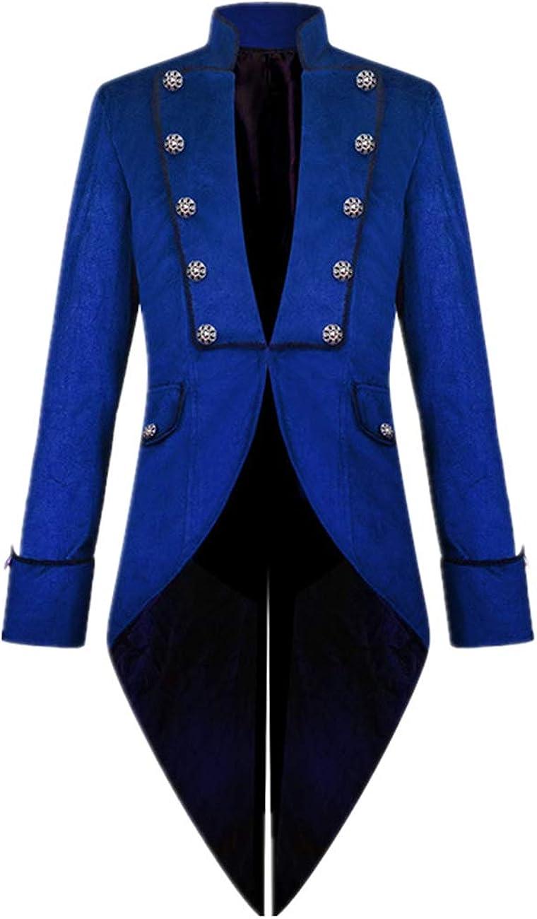Apocrypha Men's Steampunk Retro Gothic Ranking TOP6 shipfree Tailcoat Jacket Victorian