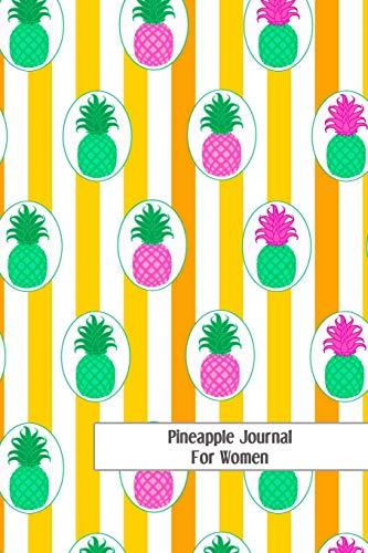 Pineapple Journal For Women: Planner & Journal for Tired-Ass Women