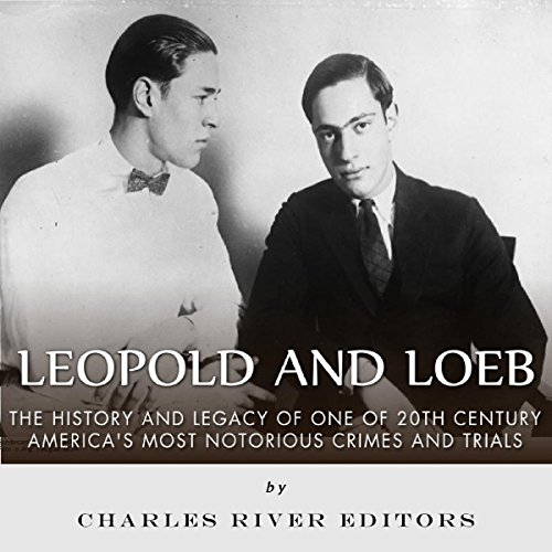 Leopold and Loeb audiobook cover art