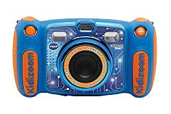 PERFECT FIRST CAMERA: This children's camera is ideal as your kid's first camera, so they can start creating memories by themselves or with their friends. A great toy to enhance their creativity DESIGNED FOR KIDS: With a 5 megapixel lens, this toy ca...