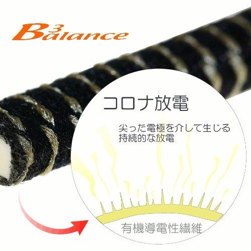 B3alance(ビースリーバランス)『静電気防止ブレスレットアイリス』