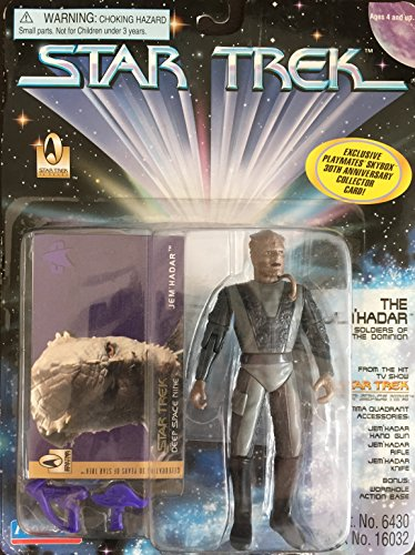 PlayMates The Jem`Hadar Dominion Soldier - Actionfigur - Star Trek Deep Space Nine