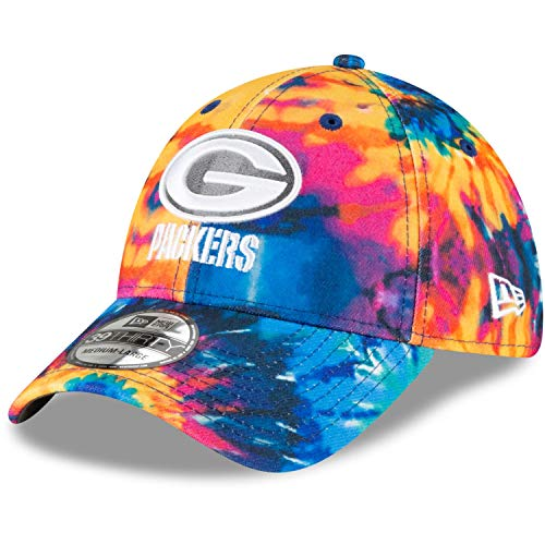New Era 39Thirty Cap - Crucial Catch Green Bay Packers - M/L