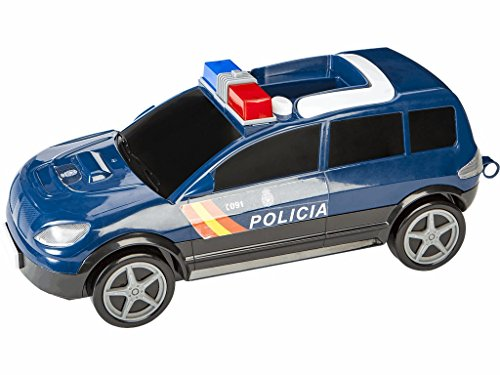 MARCA Coche POLICIA Nacional TRANSPORTIN
