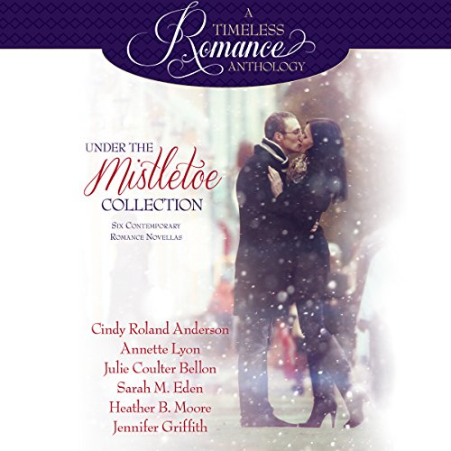 Under the Mistletoe: Six Contemporary Romance Novellas     A Timeless Romance Anthology, Book 14              De :                                                                                                                                 Cindy Roland Anderson,                                                                                        Annette Lyon,                                                                                        Julie Coulter Bellon,                   and others                          Lu par :                                                                                                                                 Elizabeth Wiley                      Durée : 9 h et 15 min     Pas de notations     Global 0,0