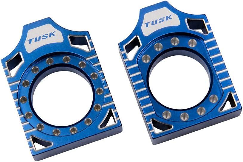 Tusk Racing Axle Ranking TOP13 Block 2021 new Blue Fits: - 2008-2020 WR250R Yamaha