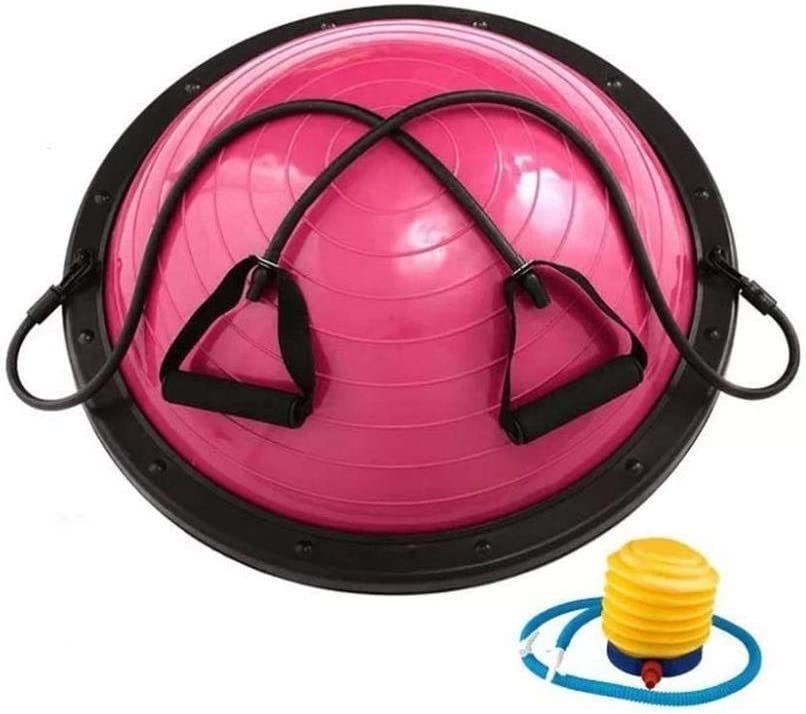 HXF- Thicken Yoga Fitness Deluxe Hemisphere Ball Wave Speed Semicircle Ranking TOP13
