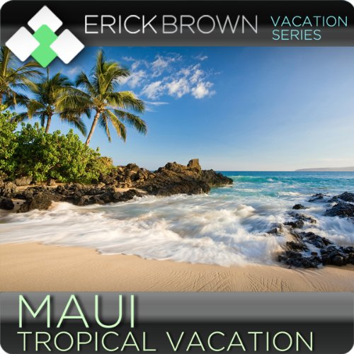 Maui Tropical Vacation audiobook cover art