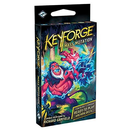 FFG KeyForge Mass Mutation Archon Deck - English
