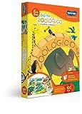 Quebra Cabeça 100 Peças Encapado Dia no Zoológico Toyster Brinquedos