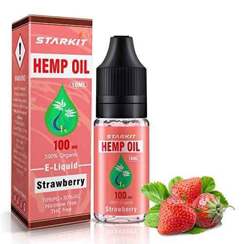 E-liquidos Aceite Cáñamo Hemp STARKIT® E-líquido