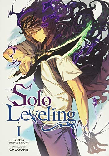 Compare Textbook Prices for Solo Leveling, Vol. 1 comic Solo Leveling comic, 1  ISBN 9781975319434 by DUBU(REDICE STUDIO),Chugong