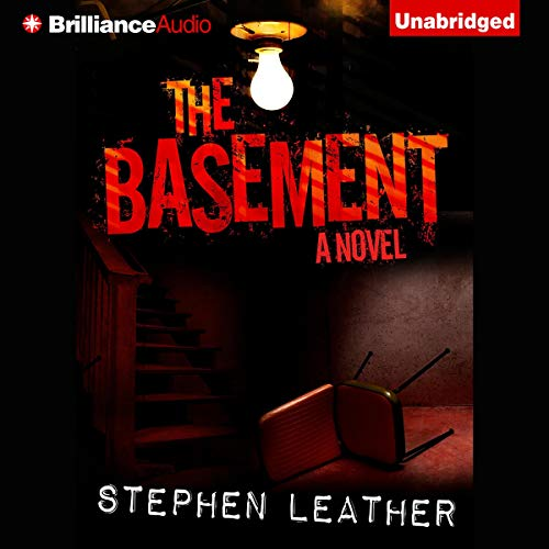 The Basement Audiobook By Stephen Leather cover art