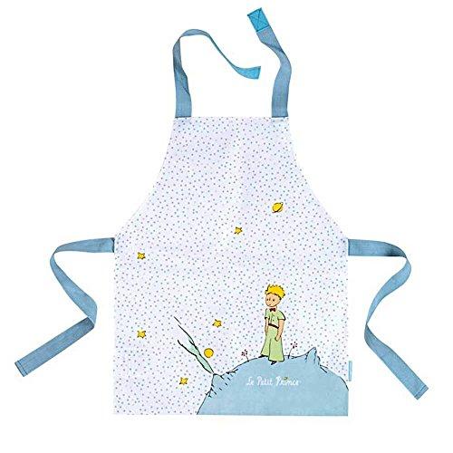 Petit Jour Paris Le Petit Prince Tablier pour enfant avec étoiles facile d'entretien