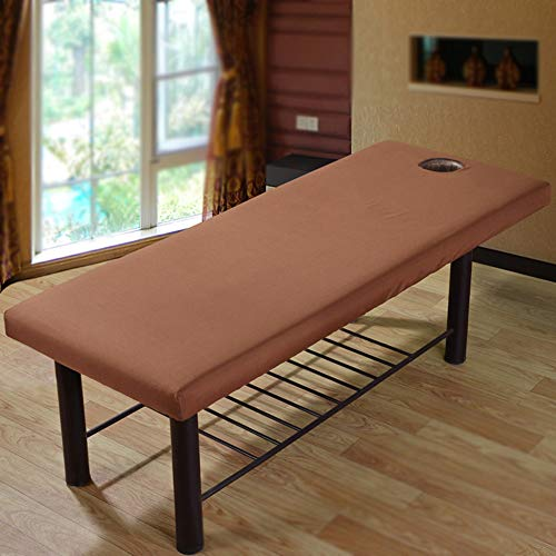 Massage Bed Sheet Zacht Massage Tafelblad, All-round Wrap Salon Couch Sheet, Massage Hoeslaken