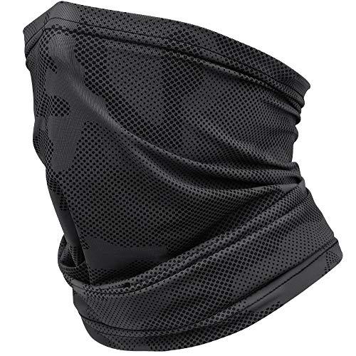 HASAGEI Schlauchschal Herren Damen Sport Maske Laufen Schal Halstuch Kopftuch Loop Schal Bandana für Motorradfahren Fahrrad Klettern Morgendliche