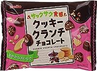 名糖産業 クッキークランチ チョコレート 150g ×12袋