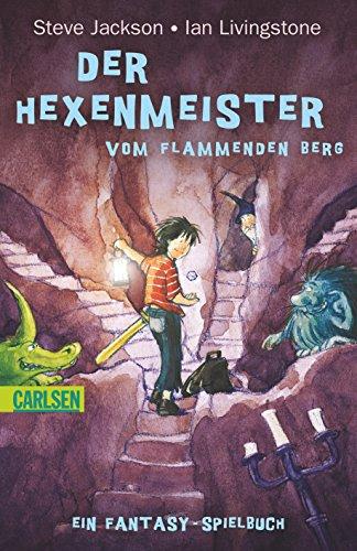 Der Hexenmeister vom Flammenden Berg: Fantasy-Spielbuch (Sommer-Aktion)
