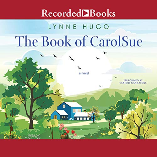 Couverture de The Book of CarolSue
