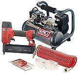 Senco PC0947 18-Gauge Brad Nailer Compressor...