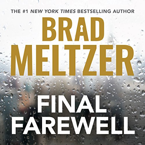 Final Farewell audiobook cover art