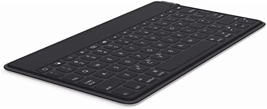 Logitech Keys-to-Go Ultra-Portable, Stand-Alone Keyboard COMPATIBLE DEVICES all iOS devices including iPad, iPhone and Apple TV 920-006701