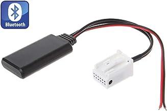 Shine - Adaptador Bluetooth para Coche para Mercedes Comand APS NTG Audio 20 30 50, Interfaz de música AUX estéreo de Coche inalámbrica para Benz W169 W245 W203 W164 W264 A/B/C/S Clase 2004-2006