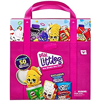 Shopkin Real Littles Collector Case with Excl   Shopkin.Toys - Image 1