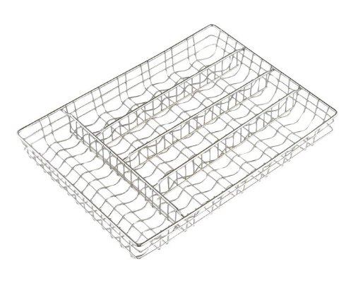 Industrias Aldaya S.L. Couverts de Table, en MÉTAL, Argent, 37 x 27 x 5 cm