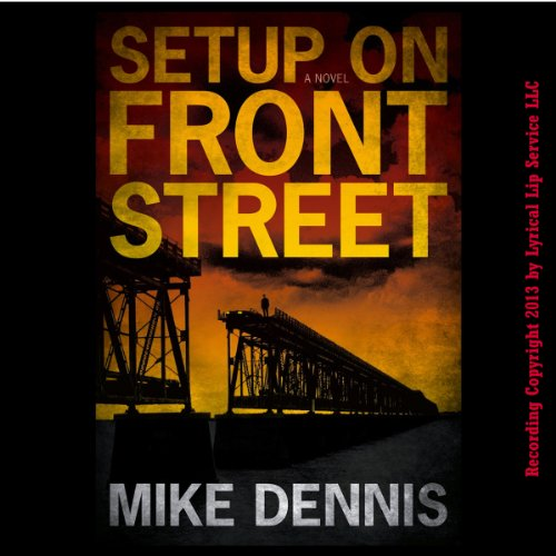 Setup on Front Street audiobook cover art