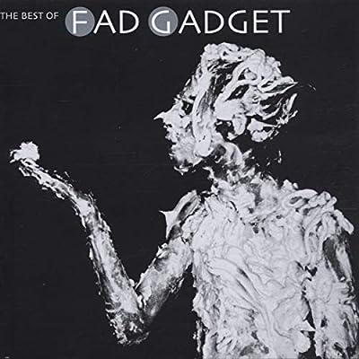 Best of Fad Gadget by Mute