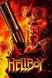 Desconocido Puzzles 1000 Piezas Rompecabezas de Madera Hellboy para Adultos niños Familiar para niños