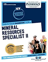 Mineral Resources Specialist II (Career Examination)