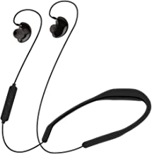 Colmkley Headphones Headsets Stereo in-Ear Earpieces Earphones with Noise Canceling Microphone, Bluetooth Earbuds, Wireless, for Gym Running