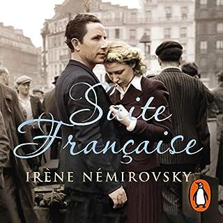 Suite Francaise audiobook cover art