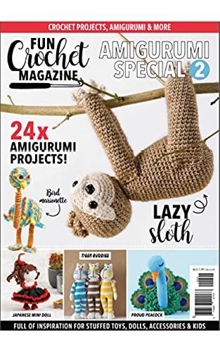 Fun Crochet Magazine: Amigurumi special 2 (English Edition)