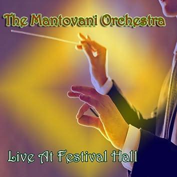 Mantovani Orchestra: Live At Festival Hall