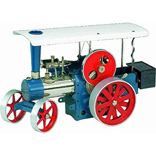 Wilesco Dampftraktor mit komplett montierter RC Anlage