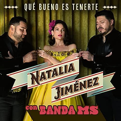 Natalia Jiménez & Banda MS de Sergio Lizárraga
