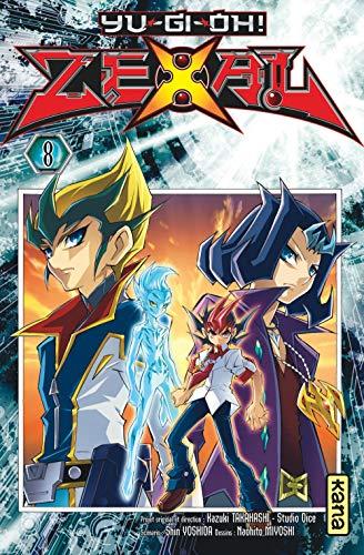 Yu-Gi-Oh! Zexal, tome 8