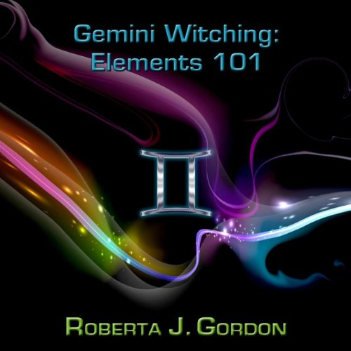 Gemini Witching audiobook cover art