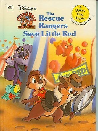 Disney's Chip 'n Dale: The Rescue Rangers Save Little Red