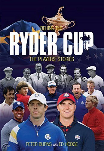 Behind the Ryder Cup: The Players' Stories (Behind for sale  Delivered anywhere in UK