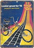 Murray Bicycle ティンサイン ポスター ン サイン プレート ブリキ看板 ホーム バーために