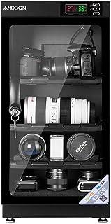 XYSQWZ Boîte Étanche À L'humidité Électronique Entièrement Automatique Objectif 50l Armoire Sèche Opération Silencieuse Fa...