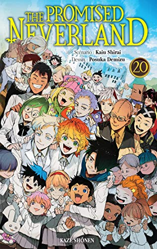 The Promised Neverland Edition simple Tome 20