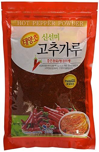 Shin Sun Mi Korean Red Pepper Coarse Powder, 1.0 Pounds