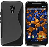 mumbi Hülle kompatibel mit Motorola Moto G2 Handy Case