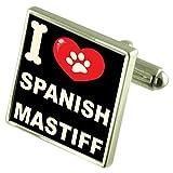 Mast/ín espa/ñol perro flashsellerz Llaveros si no es