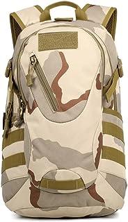 Dengyujiaasj Backpack, Outside Tactical Backpacks, Raincoat Men's Rucksack Climbing Bags, Camping Hiking Bag Sports Travel...